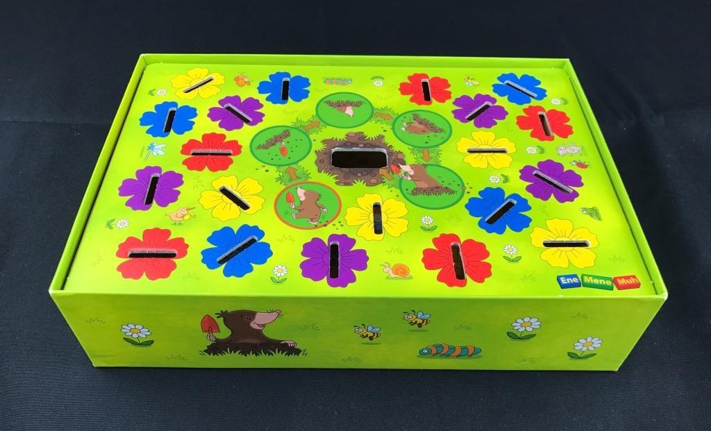 Spieletipp Fred im Beet von Schmidt Spiele, Ene Mene Muh, Material