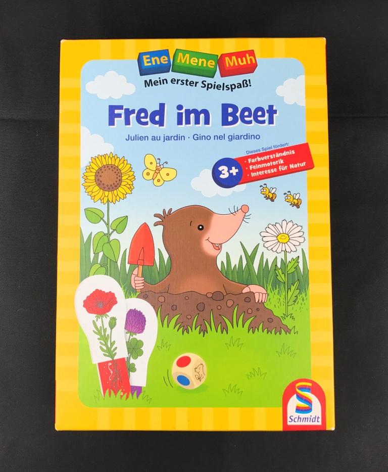 Spieletipp Fred im Beet