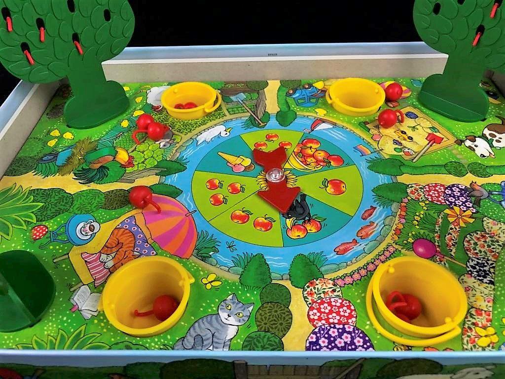 Spieletipp Äpfelchen von Ravensburger, Spielablauf