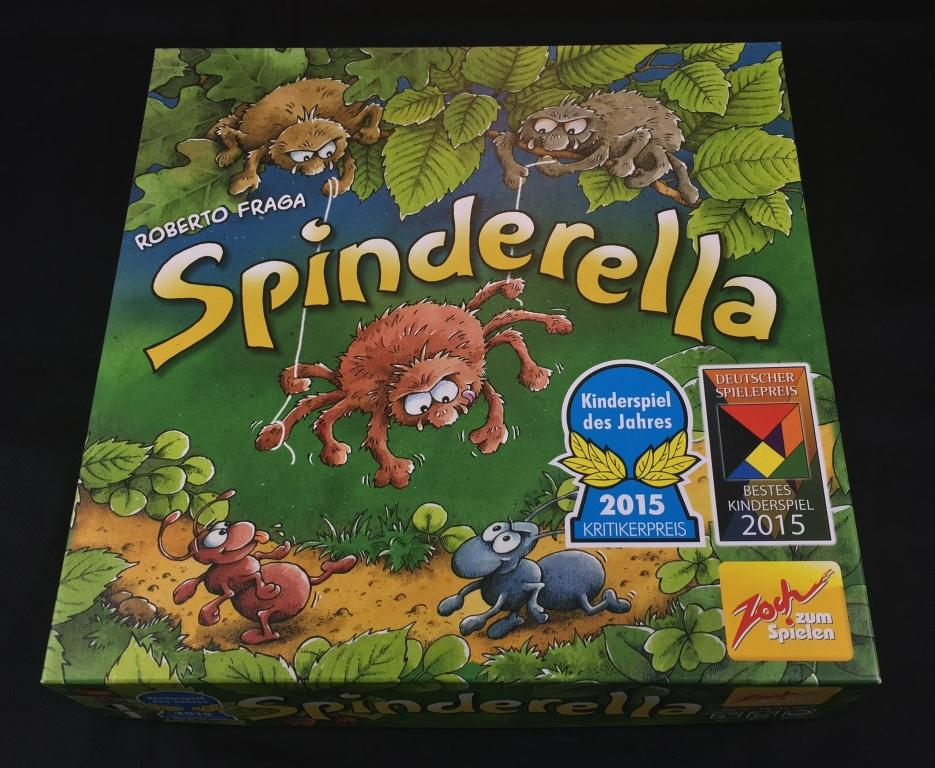 Spieletipp Spinderella von Zoch