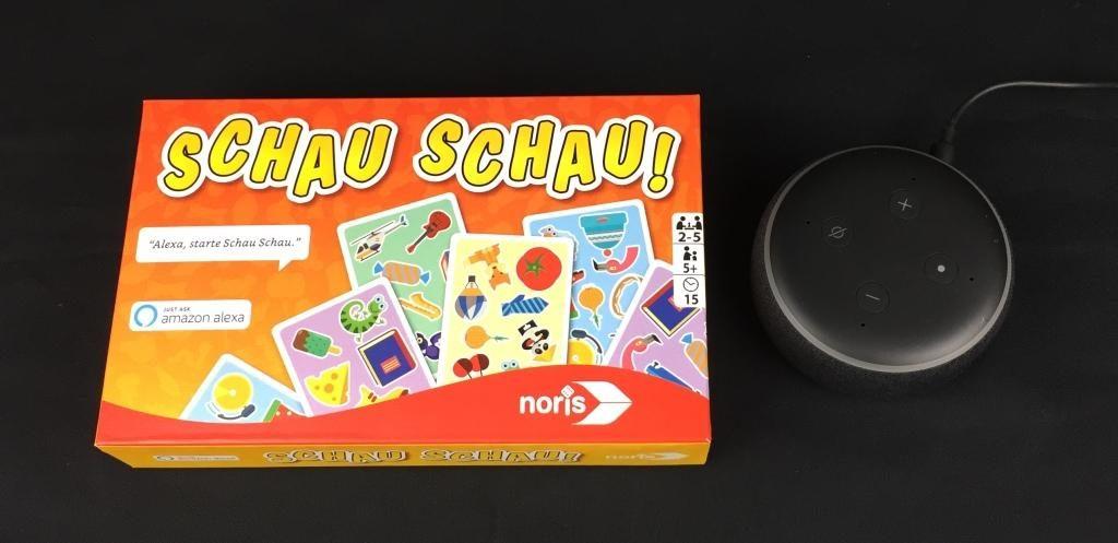 """Spieletipp """"Schau Schau!"""" von Noris-Spiele"""