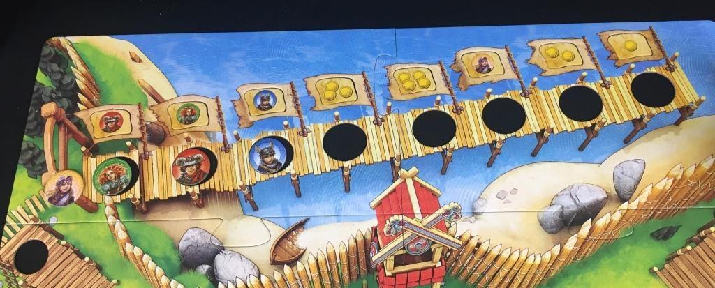 """Spieletipp """"Tal der Wikinger"""" von Haba, Spielablauf 02"""