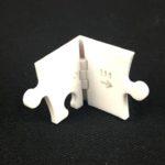 3D Puzzle Taipei 101 bei Nacht von Ravensburger Knick-Puzzleteil
