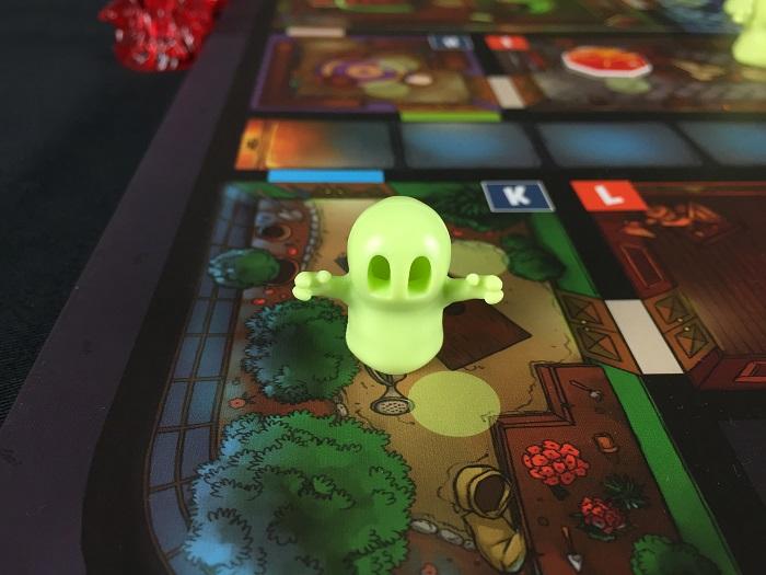 Spieletipp: Geister, Geister, Schatzsuchmeister von Mattel, 1 Geist