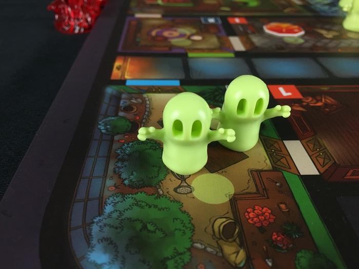 Spieletipp: Geister, Geister, Schatzsuchmeister von Mattel, 2 Geister