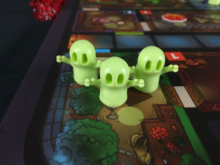Spieletipp: Geister, Geister, Schatzsuchmeister von Mattel, 3 Geister