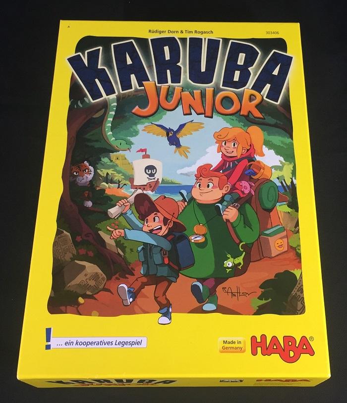 """Spieletipp: """"Karuba Junior"""" von Haba, Schachtel"""