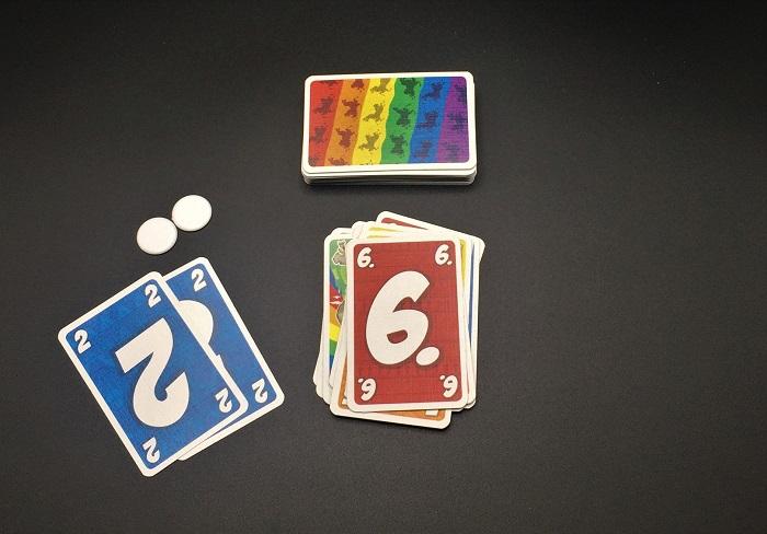 """Spieletipp: """"L.A.M.A."""" von AMIGO, Abrechnung"""