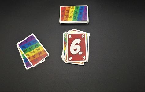 """Spieletipp: """"L.A.M.A."""" von AMIGO, Letzter Spieler beendet"""