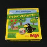 """Spieletipp: """"Erster Obstgarten"""" von HABA, Schachtel"""
