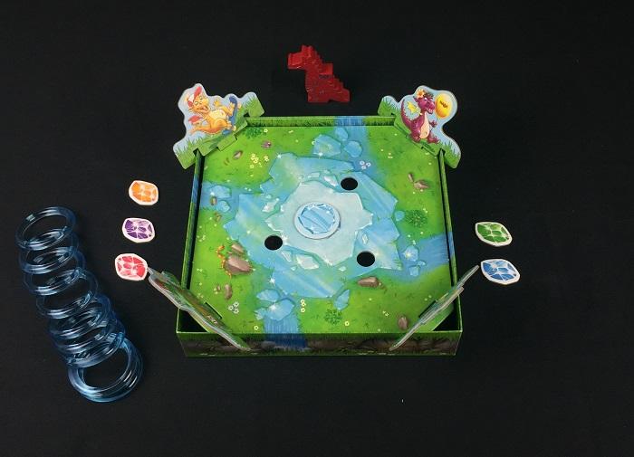 """Spieletipp: """"Funkelschatz"""" von HABA, Spielende"""