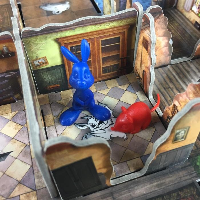 """Spieletipp: """"Schnappt Hubi!"""" von Ravensburger, Spielende"""
