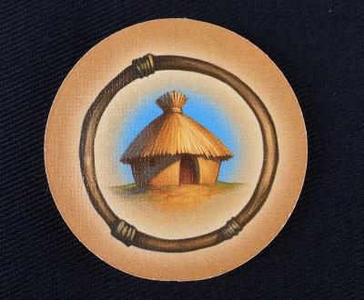 """Spieletipp: """"Stone Age Junior"""" von Hans im Glück, Waldplättchen"""