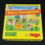"""Spieletipp: """"Hanni Honigbiene"""" von HABA, Schachtel"""